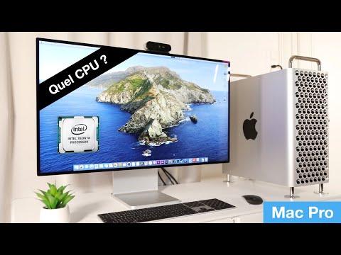 Test du Mac Pro : quel CPU choisir ? (+ benchs)