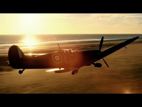 Dunkirk Ending - All Farrier/Fortis 1 Scenes (with Variation 15 by Hans Zimmer)