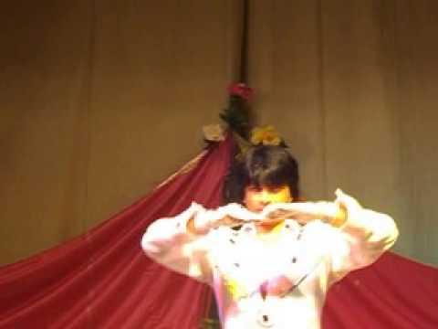 Маниш Сингх. Танец рук. Октябрь 2014 г. санаторий Магадан, п. Лоо