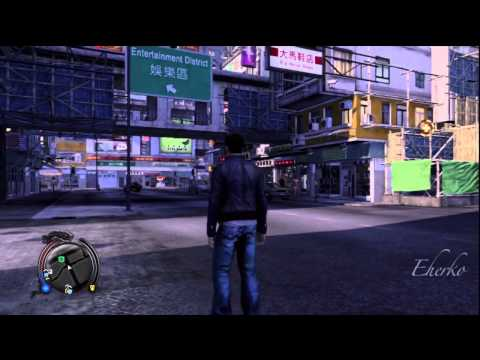 Sleeping Dogs : 『 North Point 』All Location  - Spy Cameras -