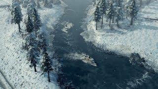 Фотореализм в Игре Стратегии про Войну Sudden Strike 4
