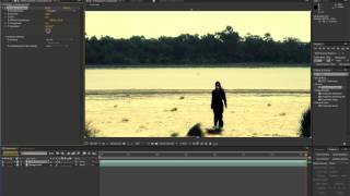 Generate a realistic heat haze in After Effects CS6