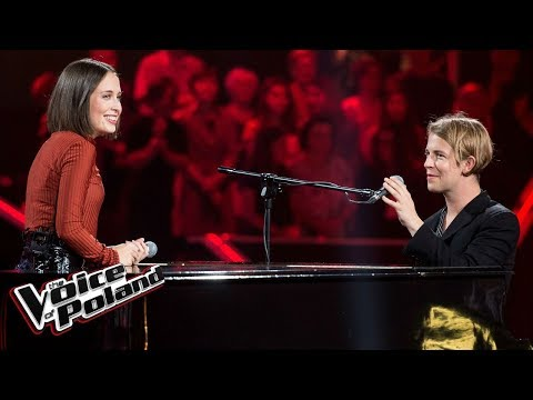 "Tom Odell i Alice Merton - ""Half As Good As You"" - The Voice of Poland 9"