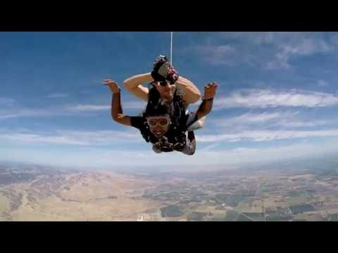 Paddy Skydiving at Byron, CA with bay area skydiving on 19th June 2016 (Fathers' Day Special)