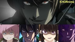 """Ultimate """"Death Note In Other Anime"""" Compilation 