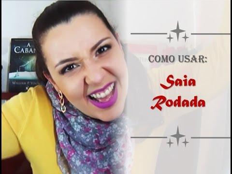 7e88f805eb Gordinha com Saia Rodada  PODE SIM! - YouTube