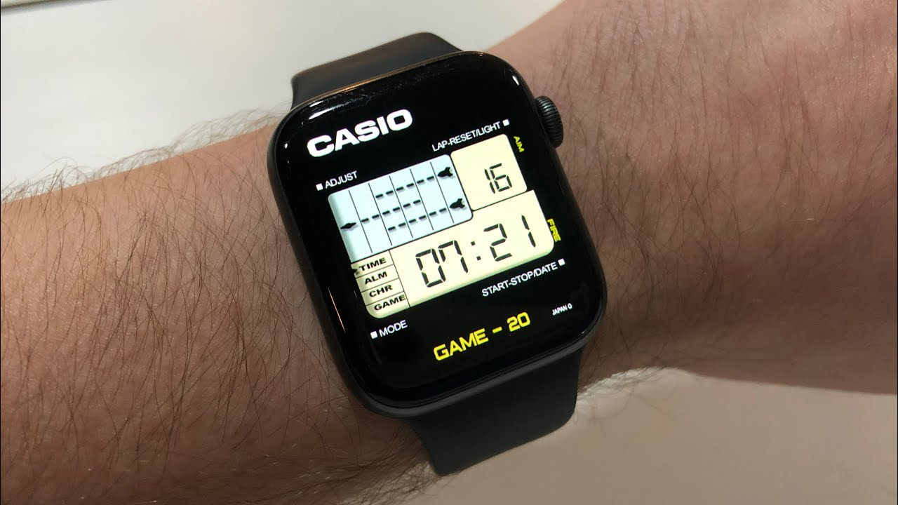 Install Custom Apple Watch Faces