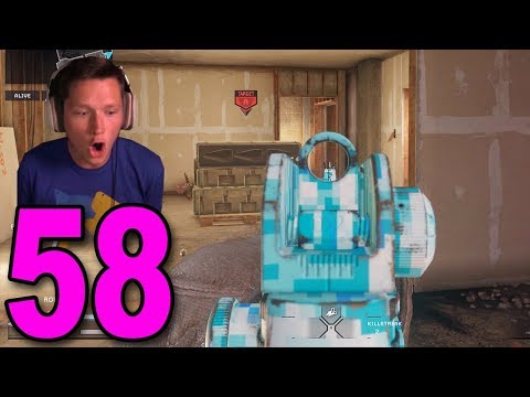 Modern Warfare Remastered Pink Wall - Part 58 - Hop in my Backpack