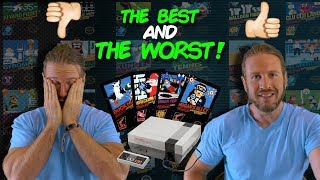 Top 5 BEST NES Black Box Games...and the 5 WORST