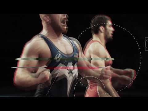 Teaser for the 2017 Wrestling World Championships in Paris #lutte2017