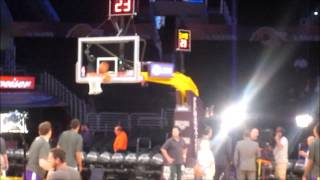 Jordan Farmar and Nick Young: Pregame Shootout