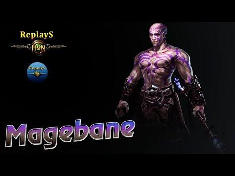 HoN - Under siege! - Magebane - 🇷🇺 `Mur Gold II