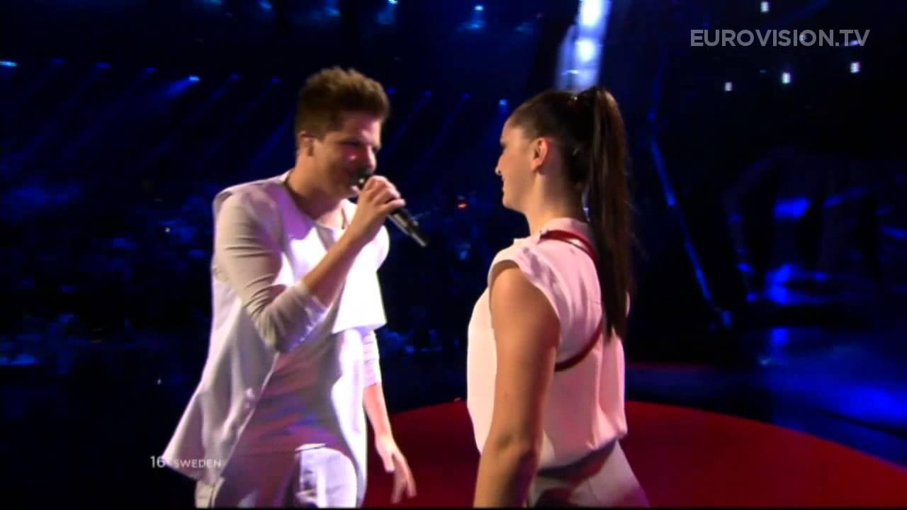 Robin Stjernberg - You (Sweden) - LIVE - 2013 Grand Final
