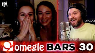 IT'S A PARTY ON OMEGLE | Harry Mack Omegle Bars 30