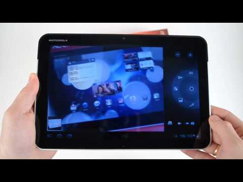 Motorola Xoom - видео обзор ( xoom wifi ) от Video-shoper.ru