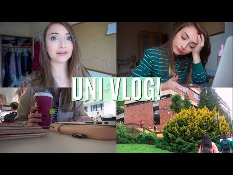 UNI VLOG   PUTTING MYSELF FIRST FROM NOW ON & I'M GOING TO BE IN THE NEWS?!