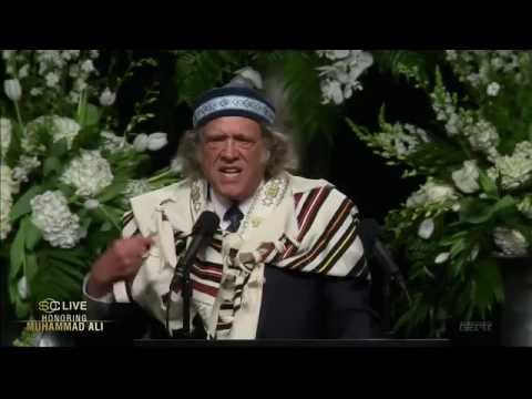 Rabbi Lerner Brings Down The House At...
