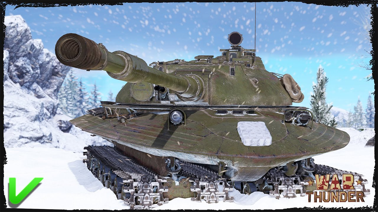 This Late Video Is Probably Irrelevant || Object 279 Event Vehicle - War Thunder