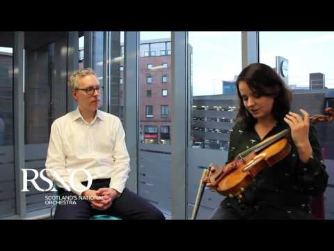 RSNO interview with Baiba Skride
