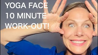 Total, Fast, Easy  Yoga Face Workout