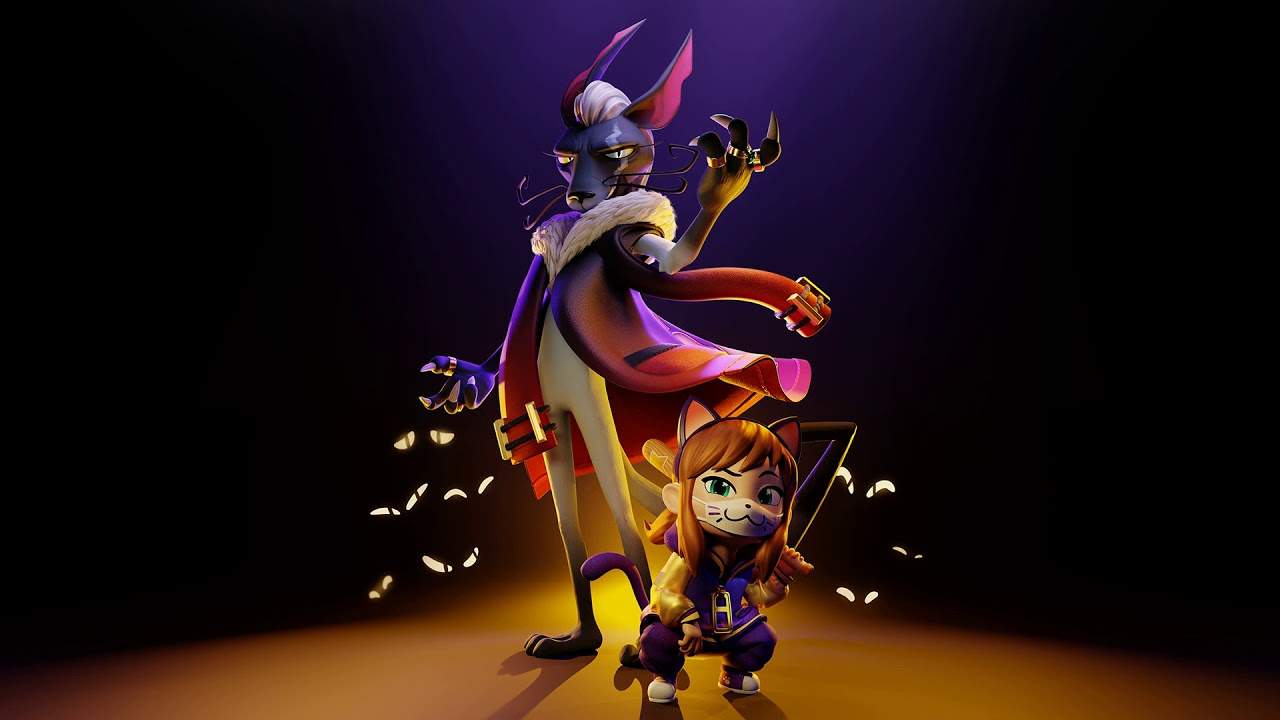 A Hat in Time Soundtrack - Empress Hiphop - YouTube