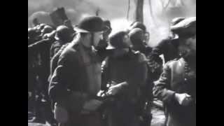 Sargent York Battle Scene