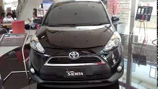 Review All New Sienta V A/T (2018)
