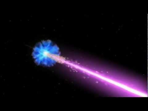 Miracle Of The Quran Shooting Stars And Gamma Ray Bursts Youtube