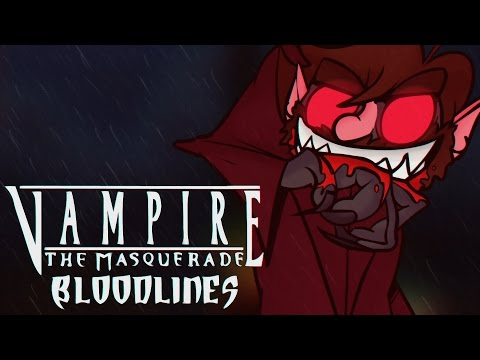 Let's Play Vampire The Masquerade: Bloodlines - SEX CLUB DANCING - Gameplay Part 5