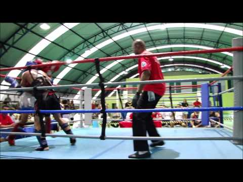 Wallis Rocha - Muay Thai