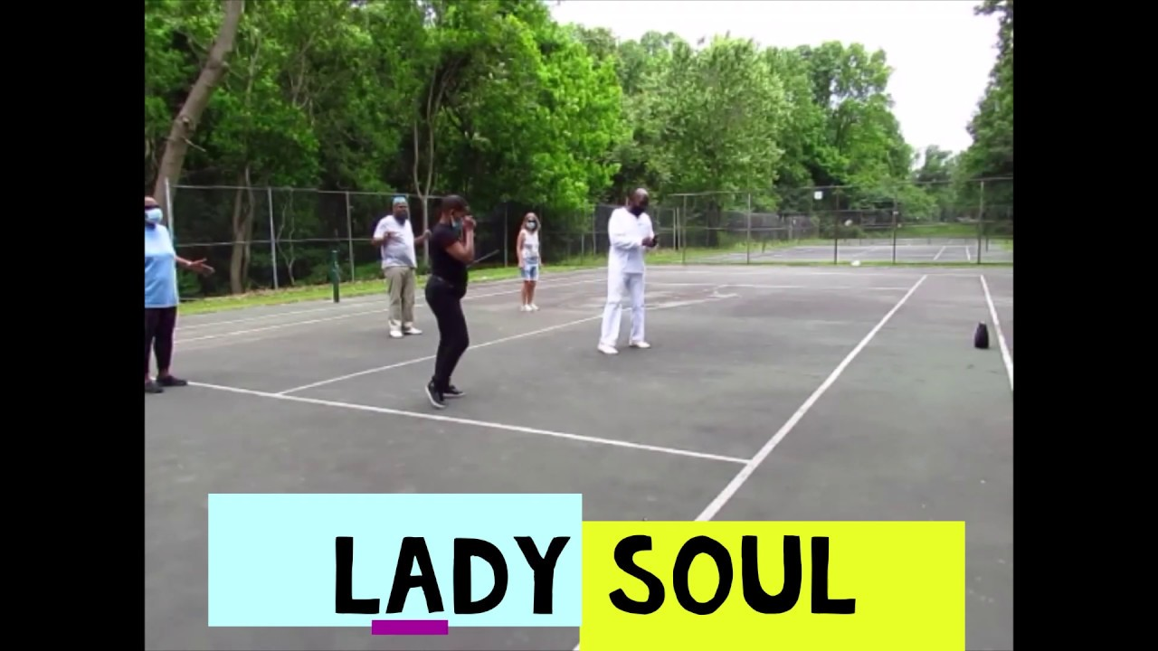 Download LADY SOUL line dance - Ray Boyd's class - 06/03/2020