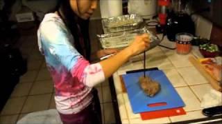 Chinese Noodle--Lamb noodle soup--Henan Food