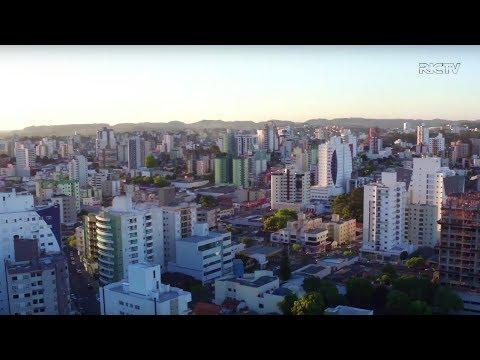 RICTV Record faz reportagem especial em comemoração aos 100 anos de Chapecó