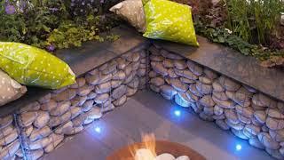 Gabions in Landscape Design  Creative Ideas For garden!