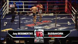 Yuri Bessmertny vs. Sudsakorn Sor Klinmee - Fight Code