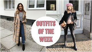 OUTFITS OF THE WEEK   madametamtam