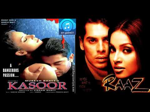 Bollywood Hit movies Kassor and Raaj HINDI JUKEBOX Songs