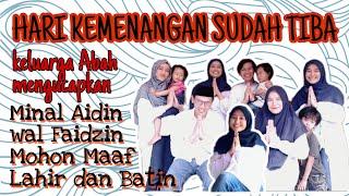 Gambar cover HARI KEMENANGAN - NAJMAH FARIZA - (Cover by Keluarga Abah)