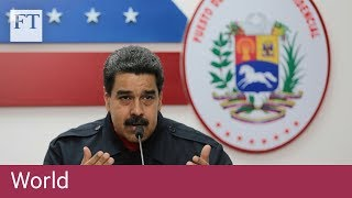 IMF crunches the numbers for possible Venezuela rescue