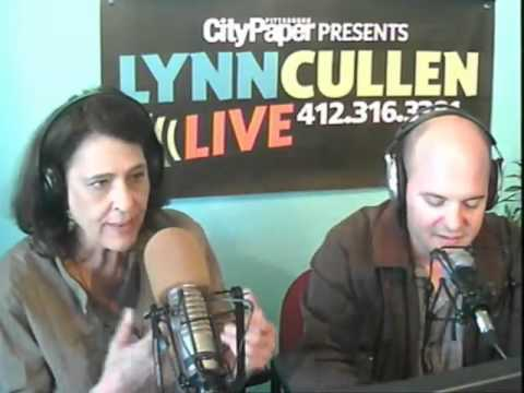 Lynn Cullen Live 6/6/12 Part 1