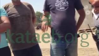 حديث بين شباب الكتائب والعمال عند شاطئ برج حمود