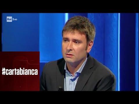 Alessandro Di Battista - #cartabianca 25/06/2019
