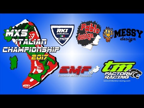 2017 MXS Italian Championship - Presentation |