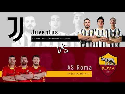 Juventus vs. AS Roma | Highlights Matchday 3 eFootball.Pro IQONIQ 2020-2021