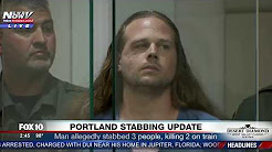 WATCH: Portland Stabbing Suspect Jeremy Christian Appears in Court for Arraignment (FNN)
