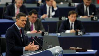 Pedro Sanchez livre son projet pour l'UE