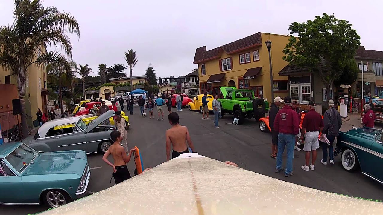 Capitola Car Show