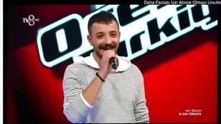 O Ses Türkiye ' Ahmet Parlak   İsyan '