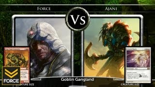 Magic the Gathering 2013: Ajani - Duels of the Planeswalkers (Gameplay)