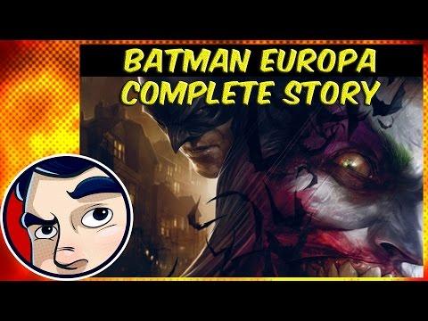 Batman Europa (Batman Teams up with Joker) - Complete Story